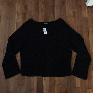 Express Black NWT Sweater